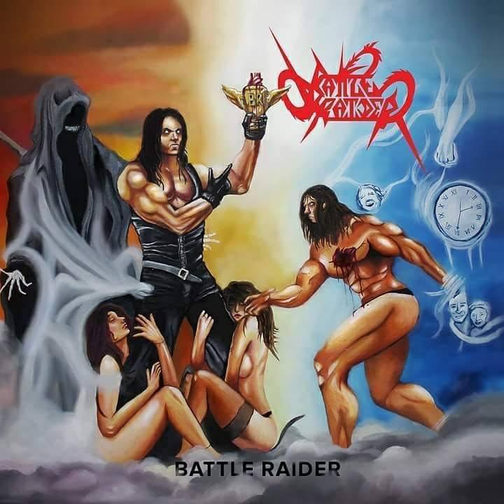 BATTLE RAIDER Tour Dates