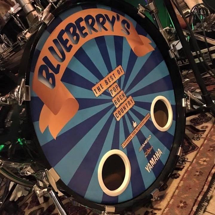 BlueBerry's Tour Dates