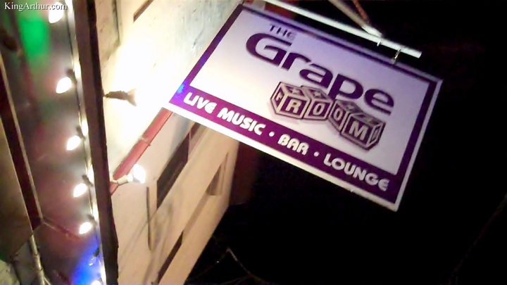 Off The Dome @ The Grape Room - Philadelphia, PA