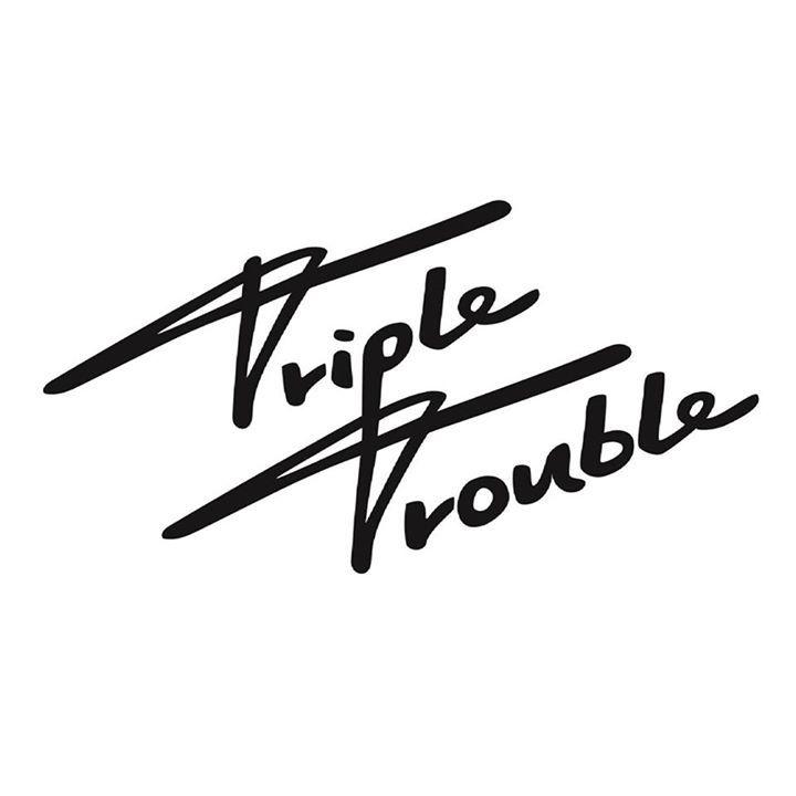 Triple Trouble @ Triple Trouble live @ New Blues Festival - Assen, Netherlands