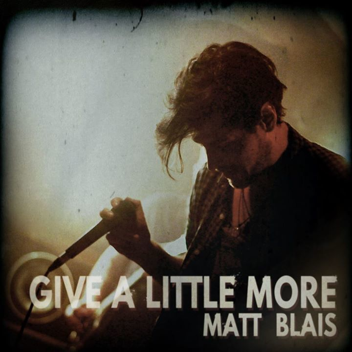 Matt Blais Tour Dates