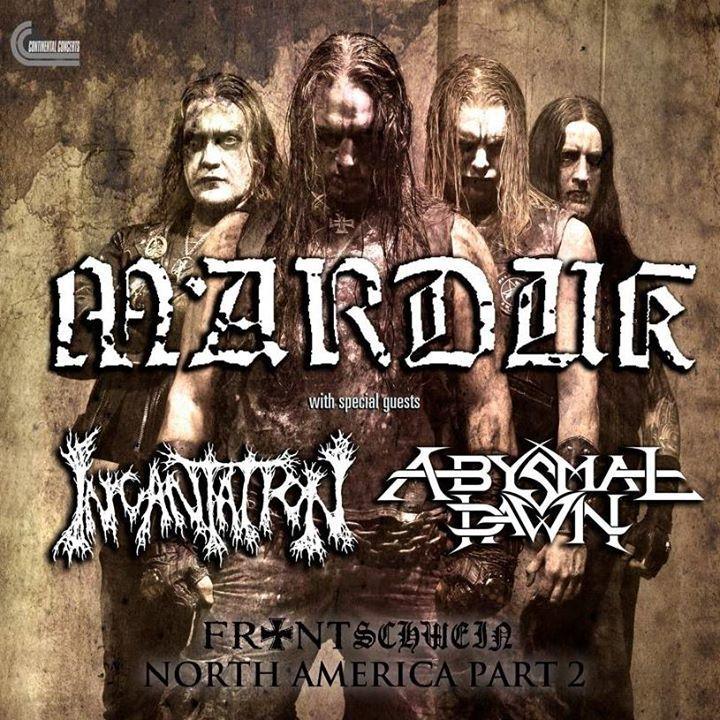 Abysmal Dawn Tour Dates