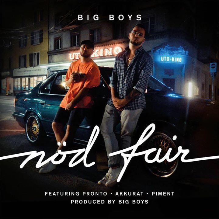 Big Boys Tour Dates