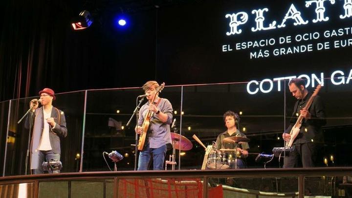 Conciertos Cotton Gang @ Cafe de la Higuera - Hoyo De Manzanares, Spain