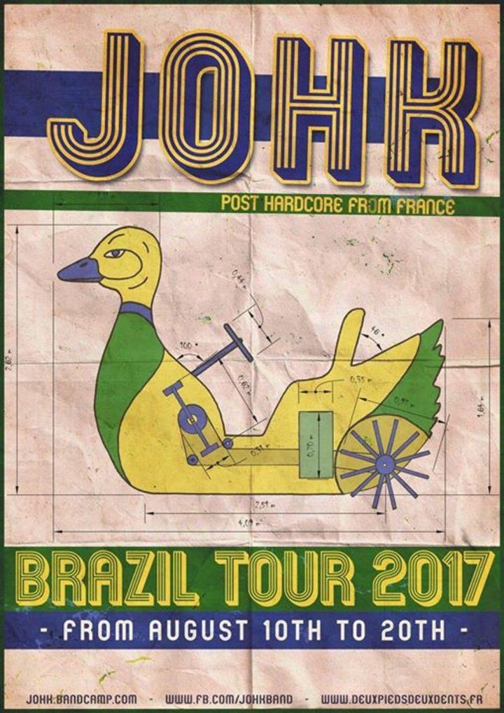 johk Tour Dates