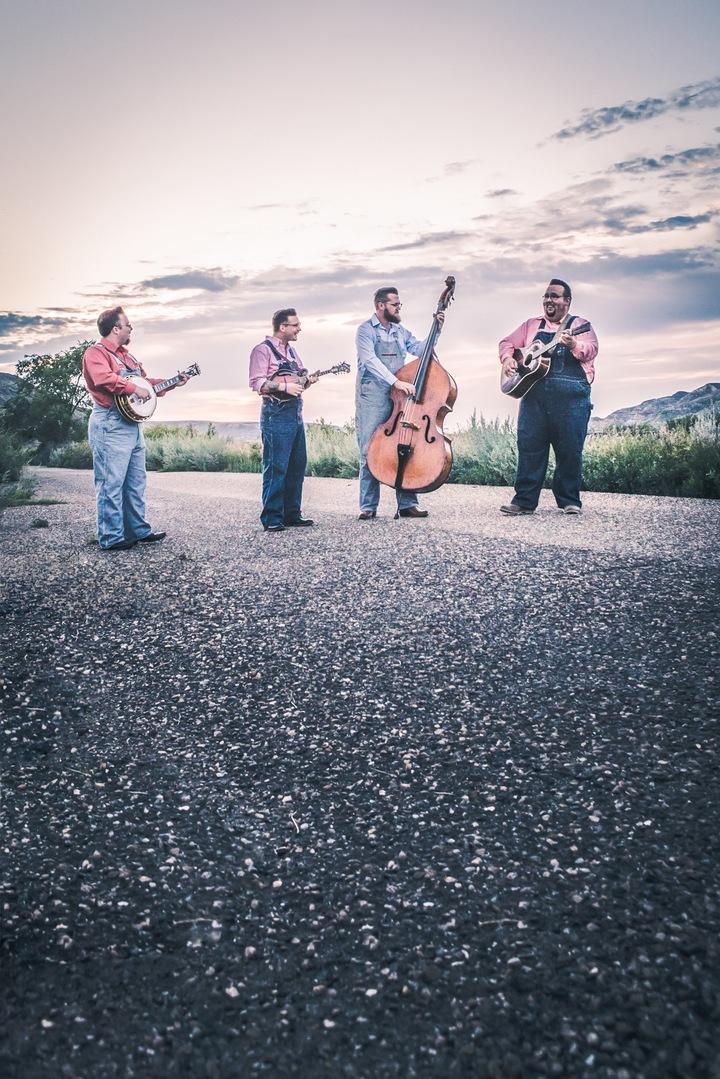 The Po' Ramblin' Boys @ Grapevine Bluegrass Festival - Effingham, IL