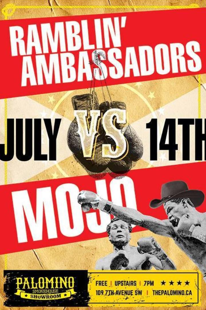 The Ramblin' Ambassadors Tour Dates