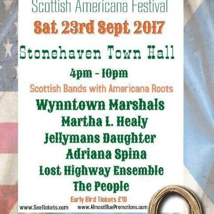 The People (Scotland) @ Stonehaven Town Hall - Stonehaven, United Kingdom