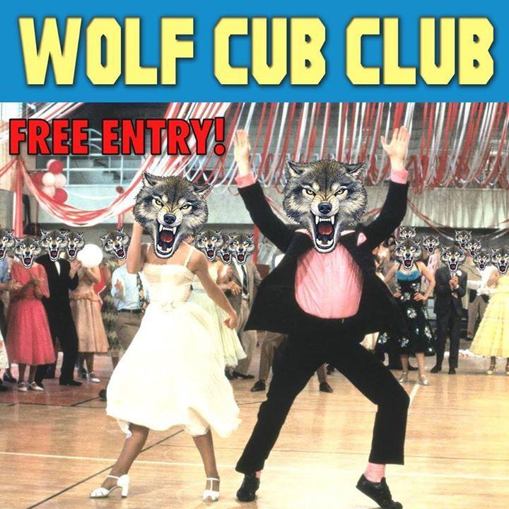 The Wolf Cub Club Tour Dates