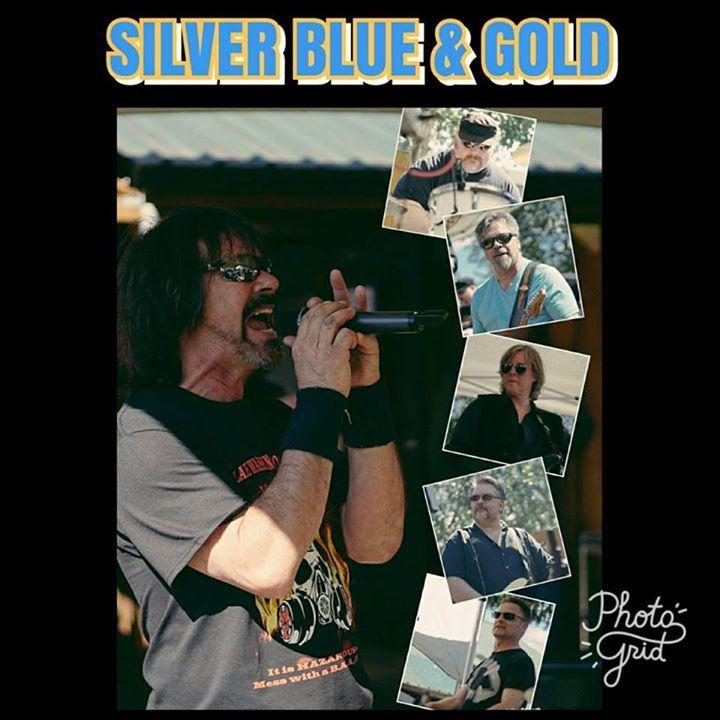 Silver Blue & Gold Tour Dates