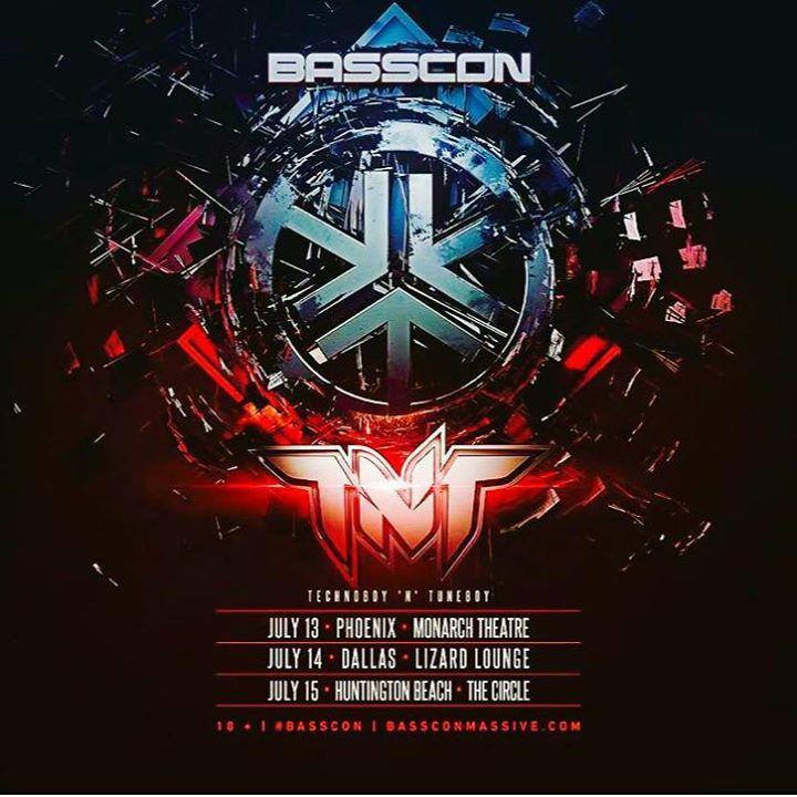 Technoboy Tour Dates