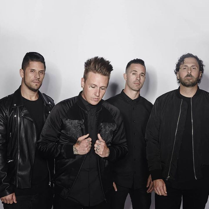 Papa Roach @ STADTHALLE - Offenbach, Germany
