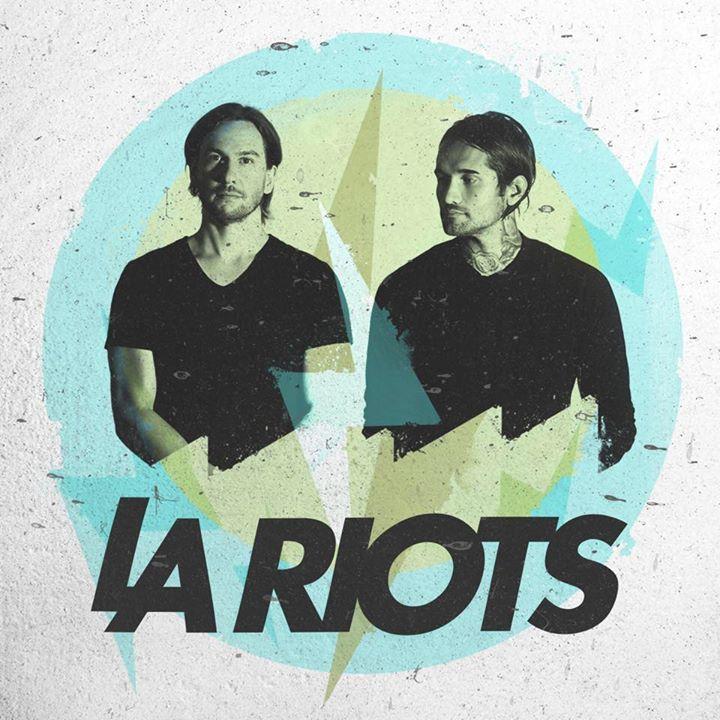 LA Riots Tour Dates