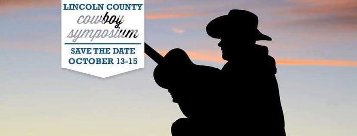 Glenn McLaughlin @ Lincoln County Cowboy Symposium  - Ruidoso, NM