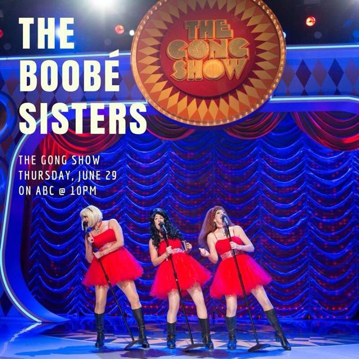 The Boobé Sisters @ Flappers Comedy Club - Burbank, CA