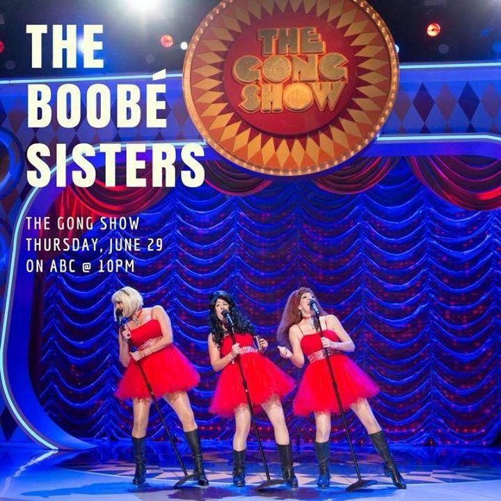 The Boobé Sisters Tour Dates