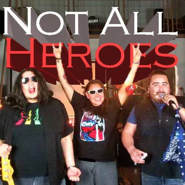 Not All Heroes Tour Dates