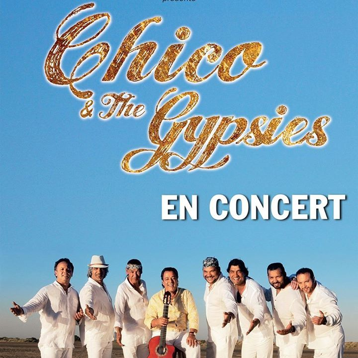 Chico and the Gypsies Tour Dates