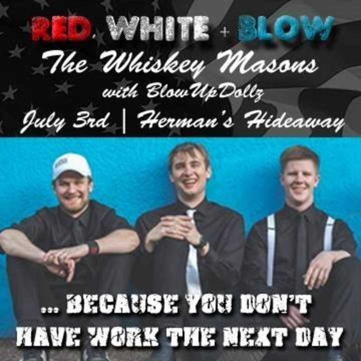 The Whiskey Masons Tour Dates