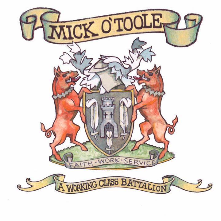 Mick O'Toole Tour Dates