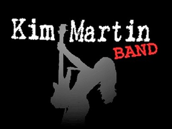 Kim Martin Band Tour Dates