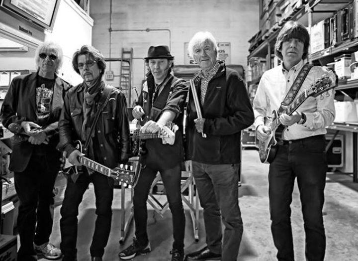 The Yardbirds-Authorized Tour Dates