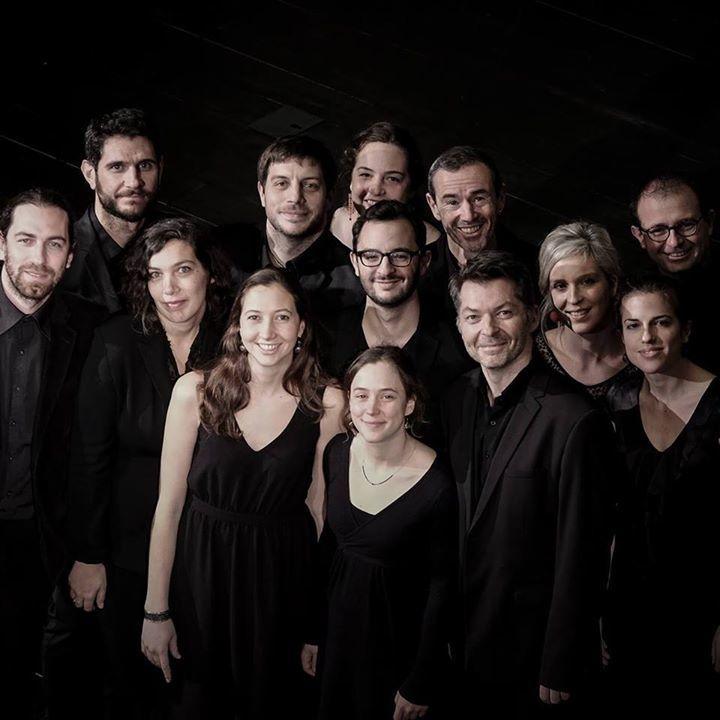 Les Affinités Electives - Ensemble Vocal Tour Dates
