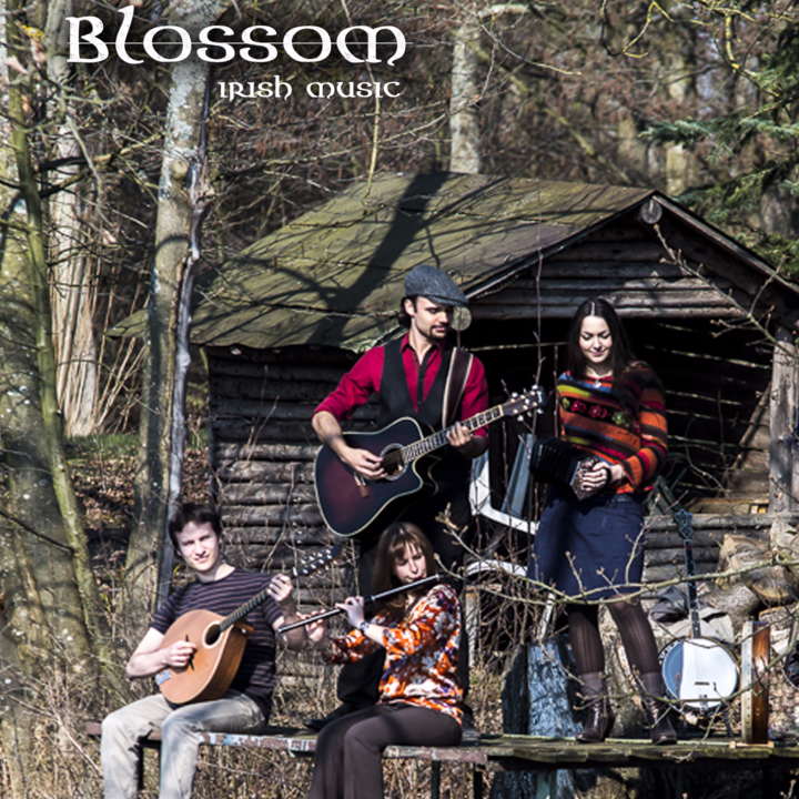 Blossom (Irish Music) @ Château de Preisch - Preisch, France