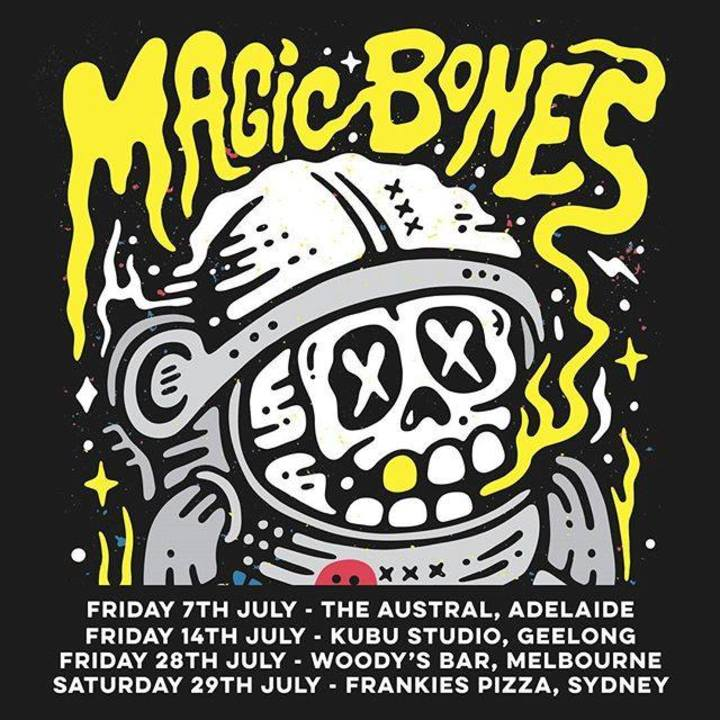 Magic Bones Tour Dates
