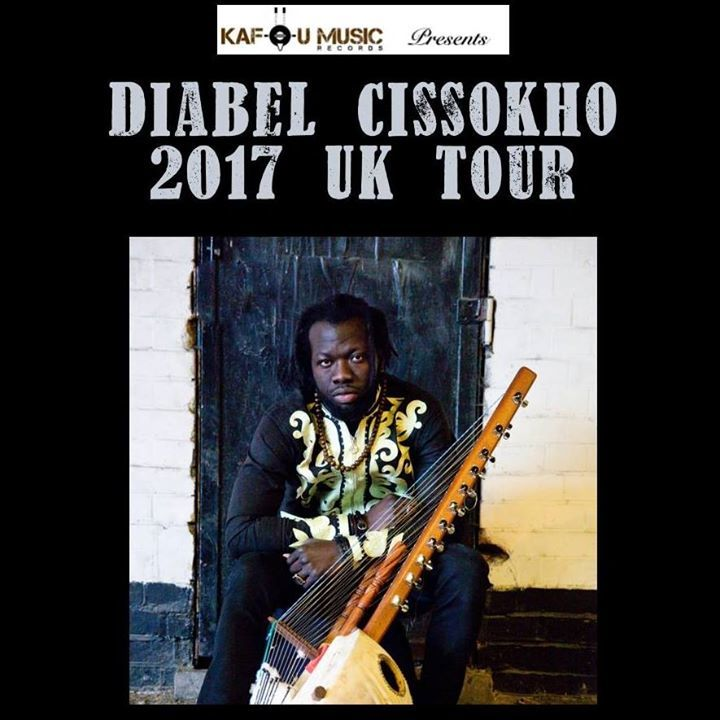 Diabel Cissokho Tour Dates