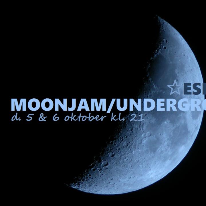 Moonjam @ Underground - Esbjerg, Denmark