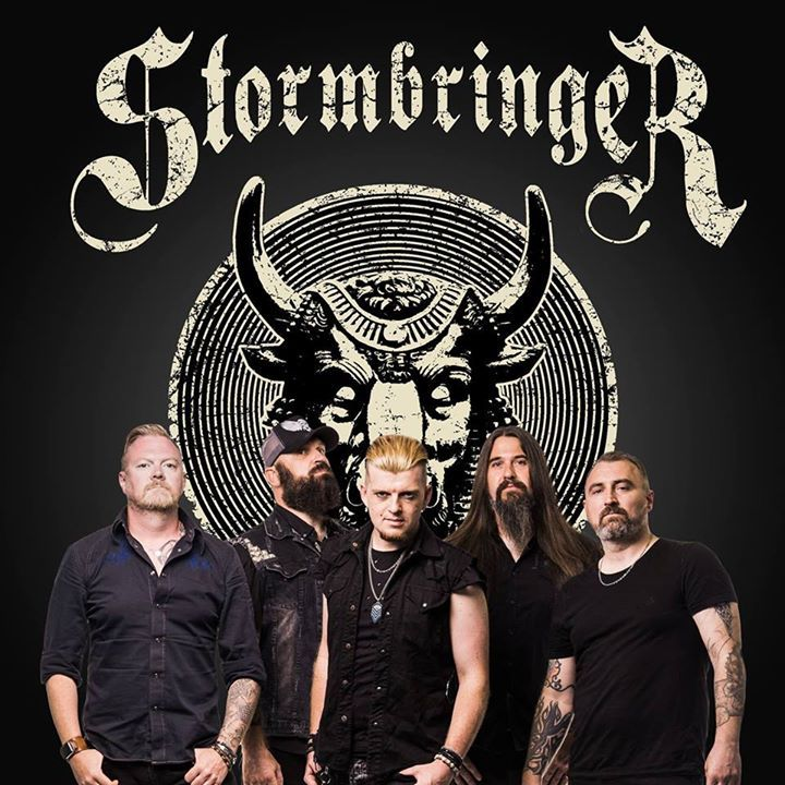 Stormbringer Tour Dates