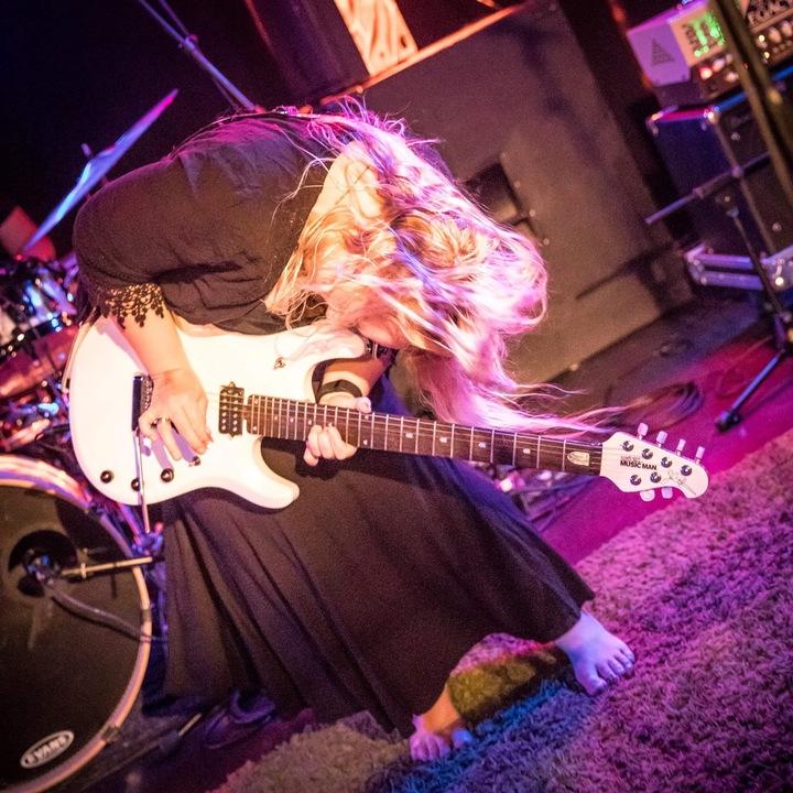 Chantel McGregor @ Guitar Heroes Festival - Joldelund, Germany