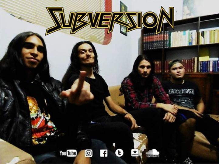 Subversion (Thrash) Tour Dates