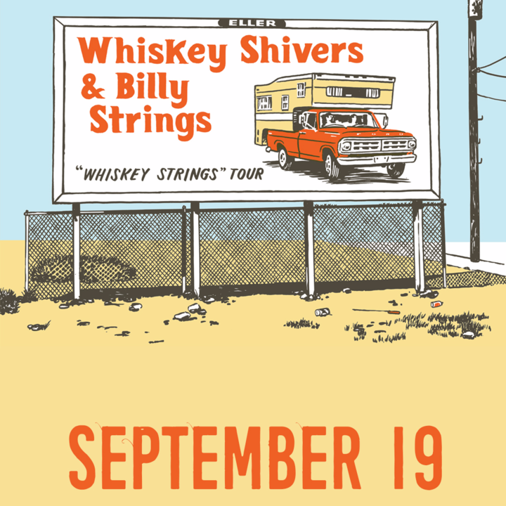 All Good Presents @ Billy Strings & Whisky Shivers @ The 8x10 - Baltimore, MD