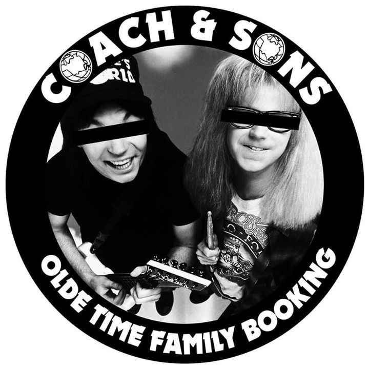 Coach & Sons Olde Time Family Booking Tour Dates