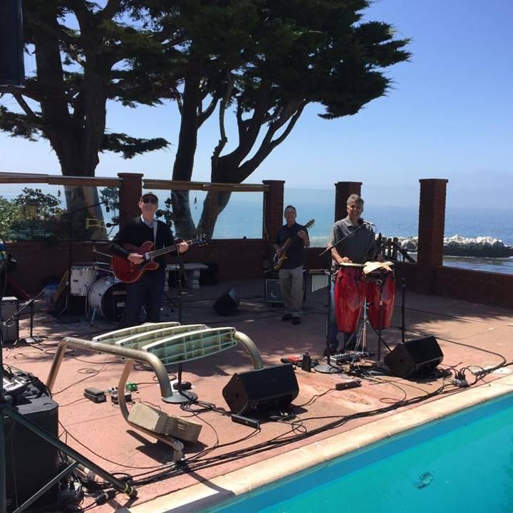 The Paisanos Band @ Derby Wine Estates - Paso Robles, CA