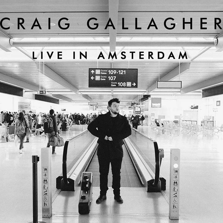 Craig Gallagher Music Tour Dates