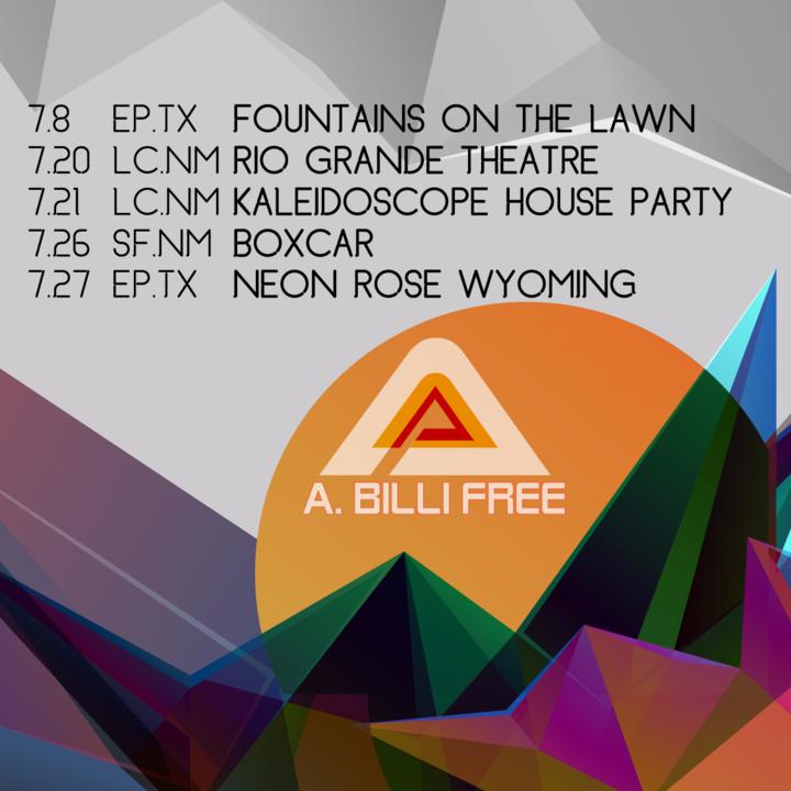A. Billi Free Tour Dates