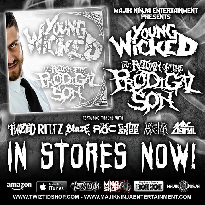Young Wicked @ Alrosa Villa - Columbus, OH