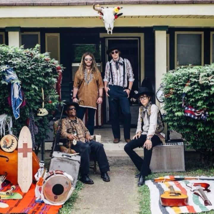 Blackfoot Gypsies @ The Elberta Mansion - Nashville, TN