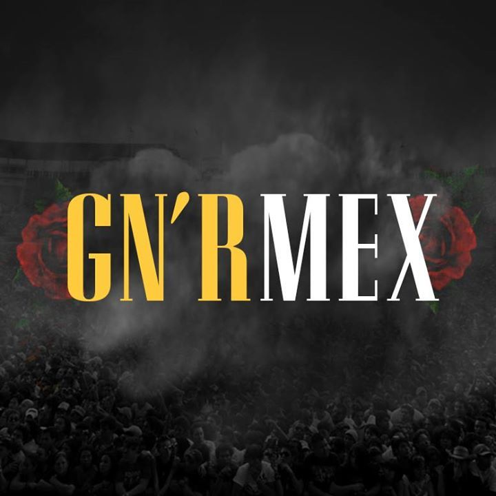 Guns N' Roses Mexico Tour Dates
