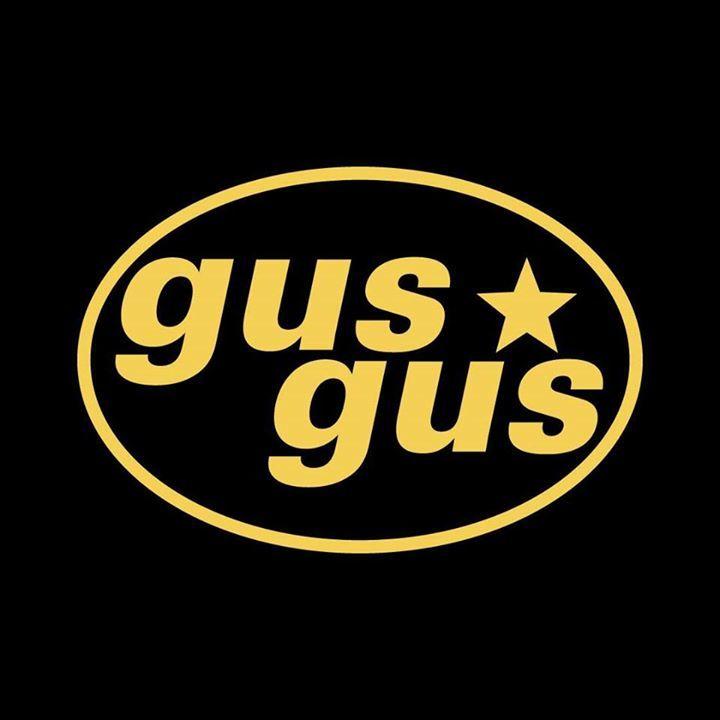 GusGus Tour Dates