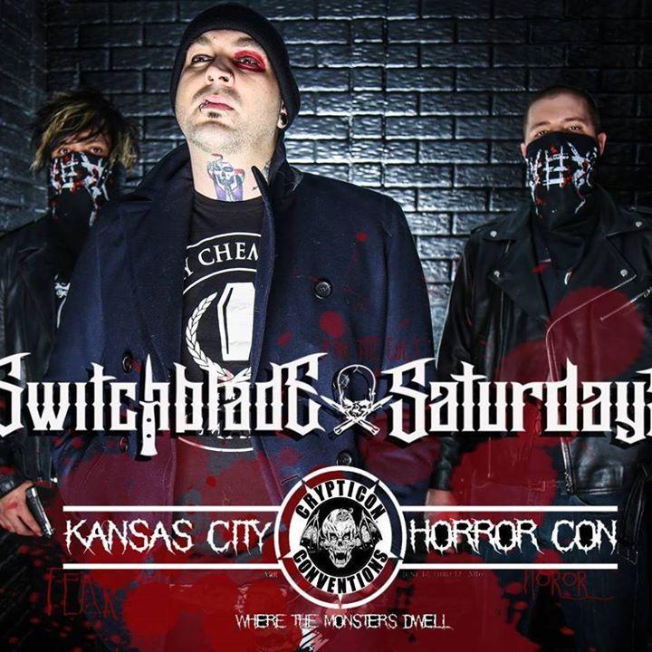 Switchblade Saturdays Tour Dates