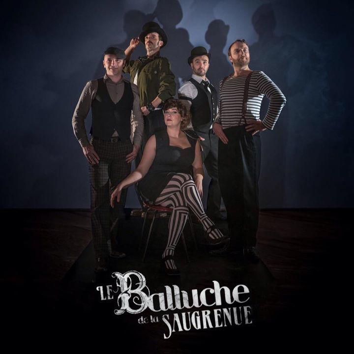LE BALLUCHE DE LA SAUGRENUE Tour Dates