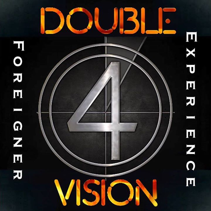 Double Vision-Foreigner Experience Tour Dates