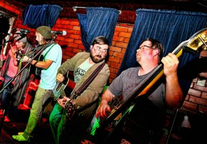 The Dirty Creek Bandits @ Unit D - Tulsa, OK