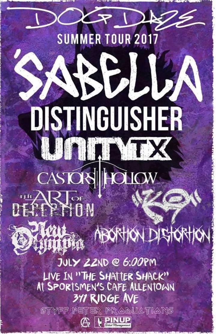 Castor's Hollow Tour Dates