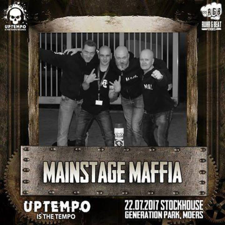 Mainstage Maffia @ Spontangeballer Meets Rauber Und Rebellen - Recklinghausen, Germany