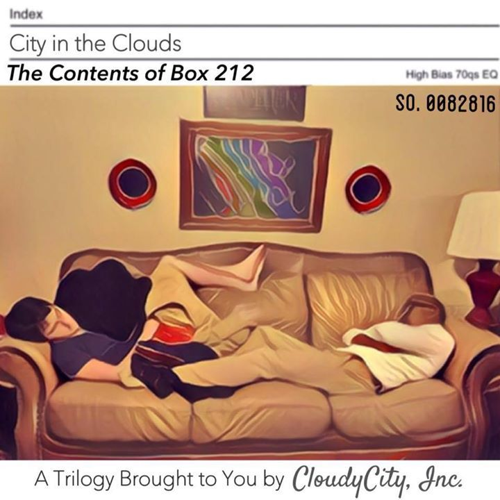 City In The Clouds Tour Dates